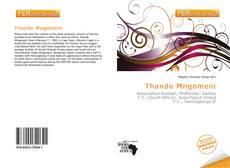 Portada del libro de Thando Mngomeni