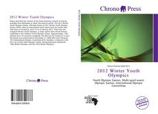 Buchcover von 2012 Winter Youth Olympics