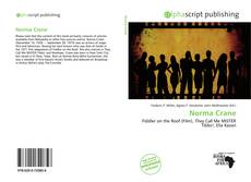 Norma Crane kitap kapağı