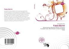 Copertina di Fabio Borini