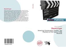 Bookcover of David Cryer