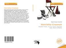 Buchcover von Henrietta Crosman