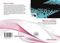 Portada del libro de Mariano Andújar