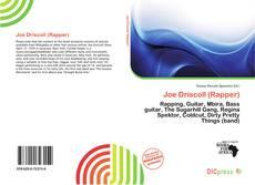 Bookcover of Joe Driscoll (Rapper)