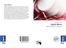 Bookcover of Apple Menu