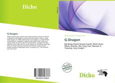 Bookcover of G-Dragon