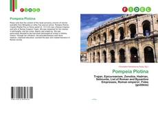 Bookcover of Pompeia Plotina