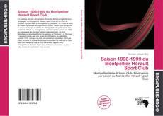 Bookcover of Saison 1998-1999 du Montpellier Hérault Sport Club