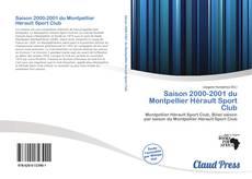 Обложка Saison 2000-2001 du Montpellier Hérault Sport Club