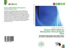 Bookcover of Saison 2005-2006 du Montpellier Hérault Sport Club