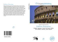 Bookcover of Publius Petronius