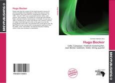 Couverture de Hugo Becker