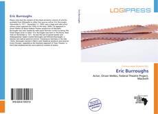 Portada del libro de Eric Burroughs