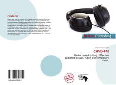 Capa do livro de CHVD-FM