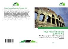 Couverture de Titus Flavius Sabinus (Consul 47)