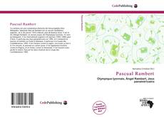 Bookcover of Pascual Rambert