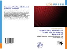 Couverture de International Parallel and Distributed Processing Symposium