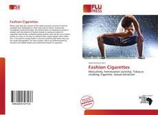 Bookcover of Fashion Cigarettes