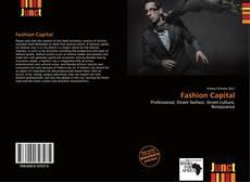 Fashion Capital kitap kapağı