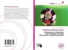 Couverture de Fashion Entrepreneur