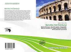 Couverture de Servilia (1st Century)