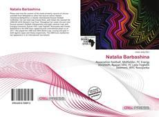 Capa do livro de Natalia Barbashina