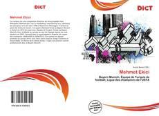 Capa do livro de Mehmet Ekici