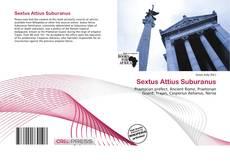 Portada del libro de Sextus Attius Suburanus