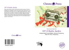 Bookcover of 107.8 Radio Jackie