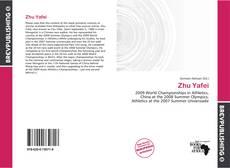 Capa do livro de Zhu Yafei