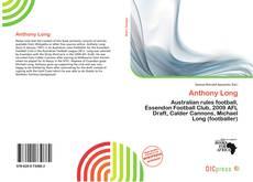 Anthony Long的封面