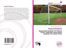 Bookcover of Kaarel Kiidron