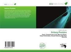 Antony Peebles的封面