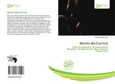 Bookcover of Martin McCarrick