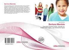 Bertone Mantide的封面