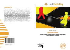 Bookcover of Leslie Barrett