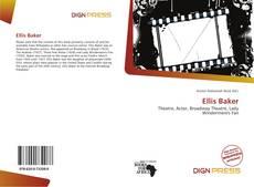 Обложка Ellis Baker