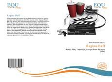 Capa do livro de Regina Baff
