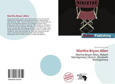 Buchcover von Martha-Bryan Allen