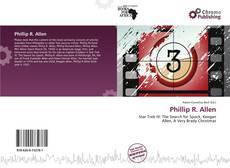Couverture de Phillip R. Allen