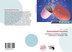 Bookcover of Generalized Vaccinia