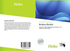 Bookcover of Brabus Rocket