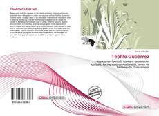 Bookcover of Teófilo Gutiérrez