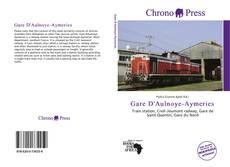 Buchcover von Gare D'Aulnoye-Aymeries
