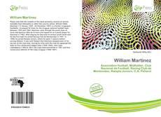 Bookcover of William Martínez