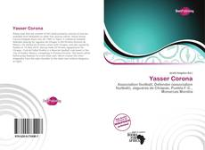 Buchcover von Yasser Corona