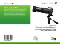 Buchcover von George Herbert Rogers