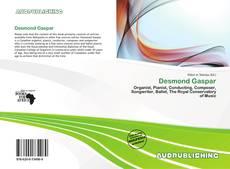 Обложка Desmond Gaspar