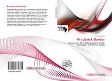Bookcover of Frederick Burden