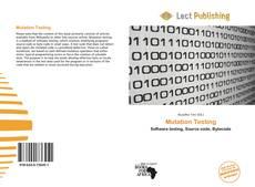 Mutation Testing kitap kapağı